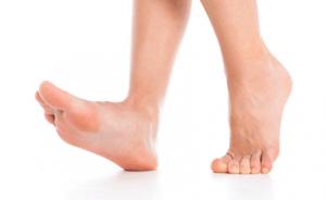 grotere voeten zwangerschap